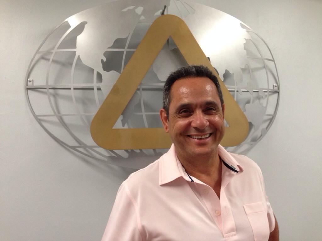 Daniel Ettetgui de la société Triangle