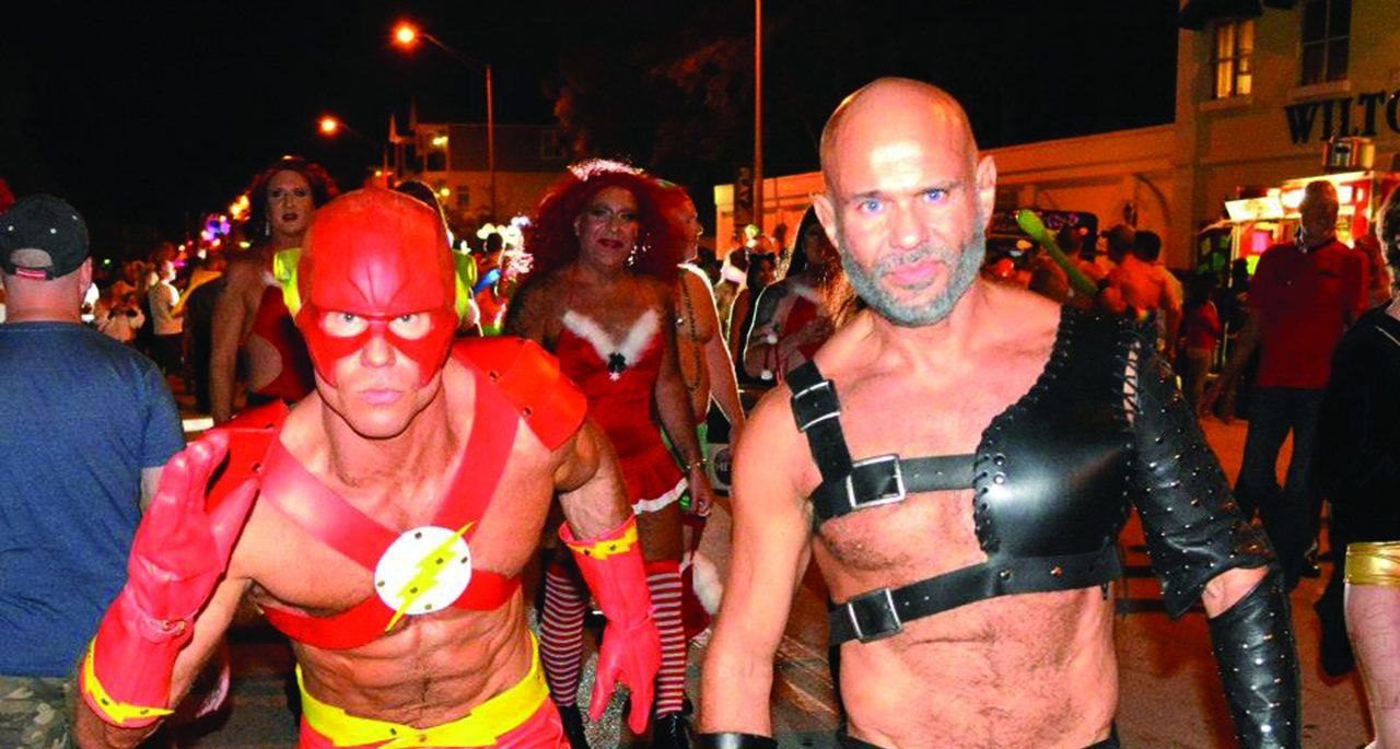 Parade d'Halloween à Wilton Manors.