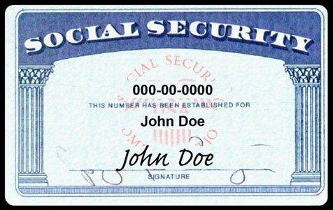 obtenir un numéro de sécurité sociale aux USA