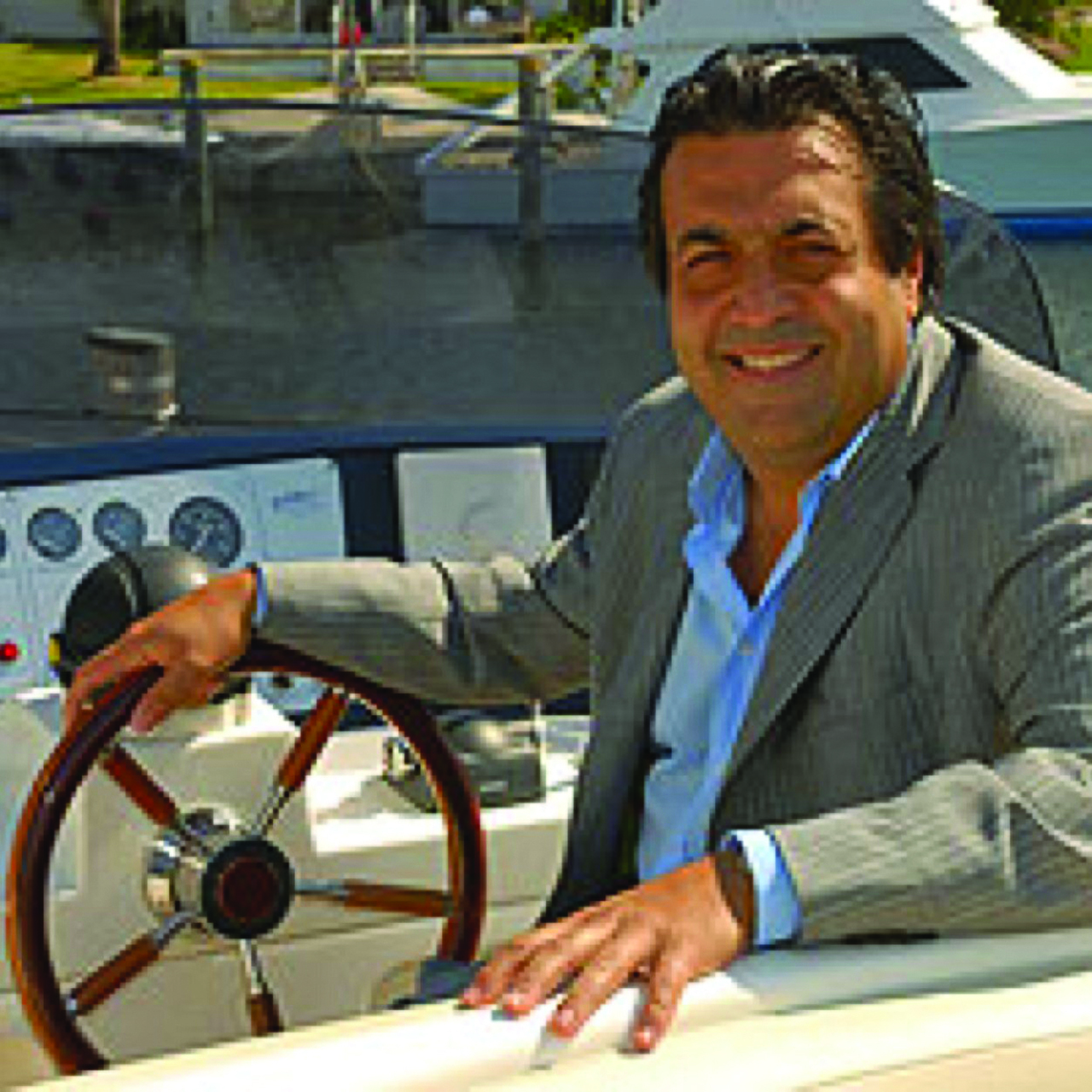 Daniel Berrebi, patron de Baja Ferries.