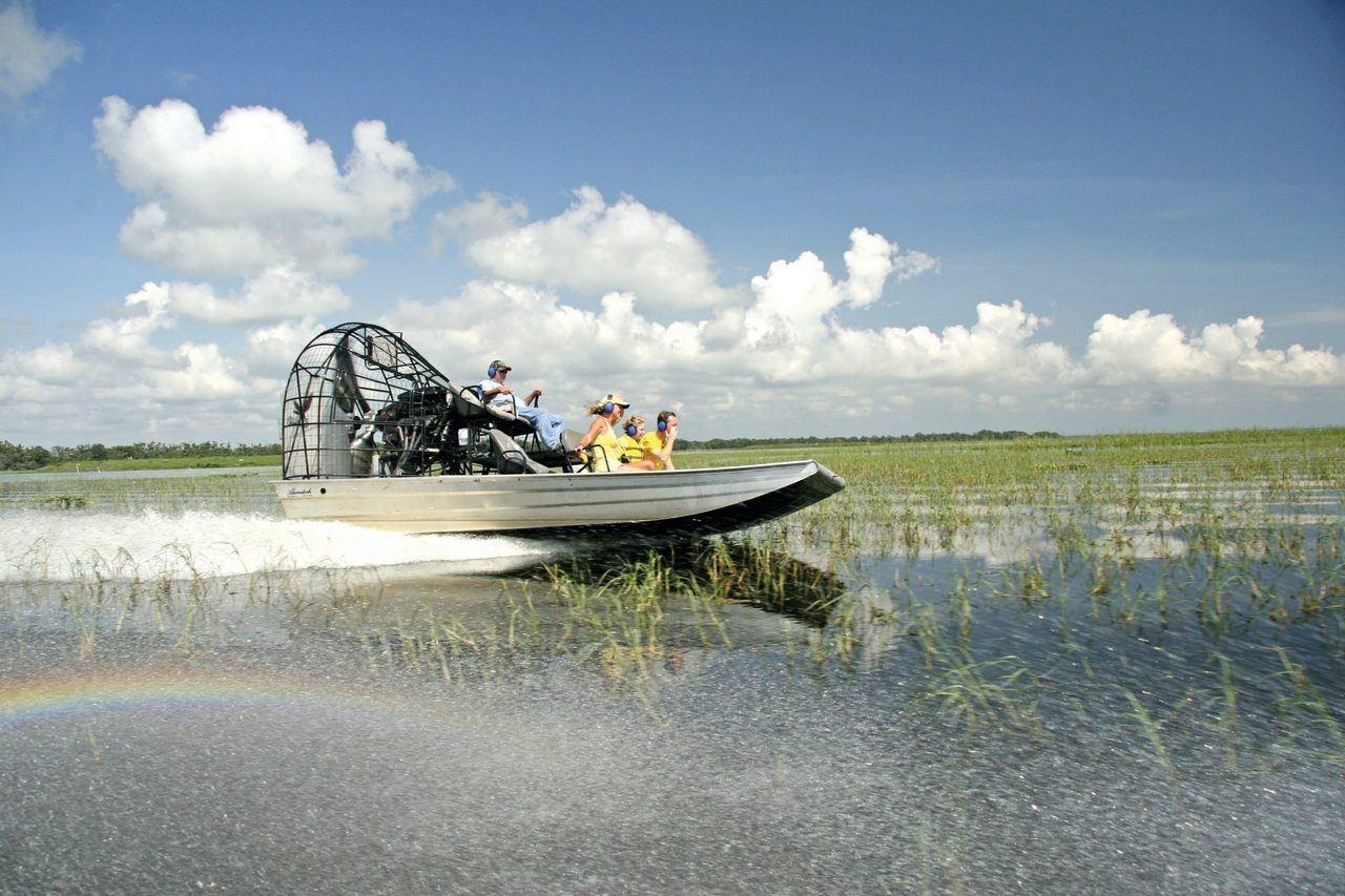 Visiter les Everglades : marais, airboats, alligators et indiens seminoles