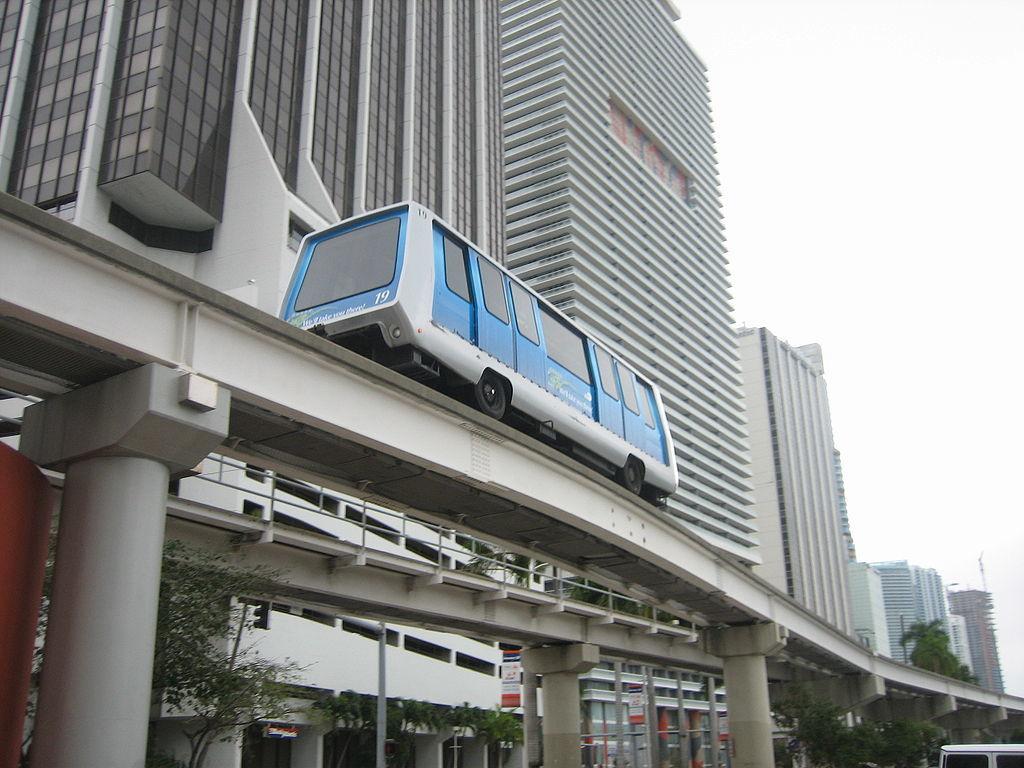 Metromover Miami