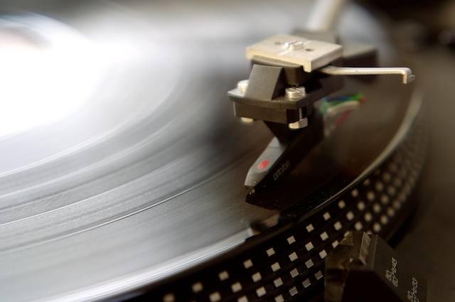 Disque Vinyle (photo : David Lenker - CC by 2.0)