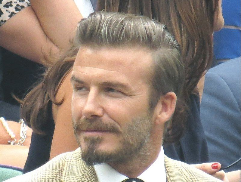 David Beckham (photo : Brian Minkoff CC BY 3.0)