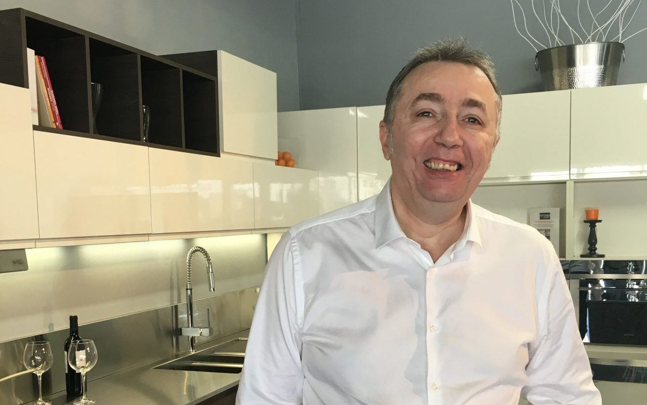 Pascal Gennarino, président de Kitchen Prospect