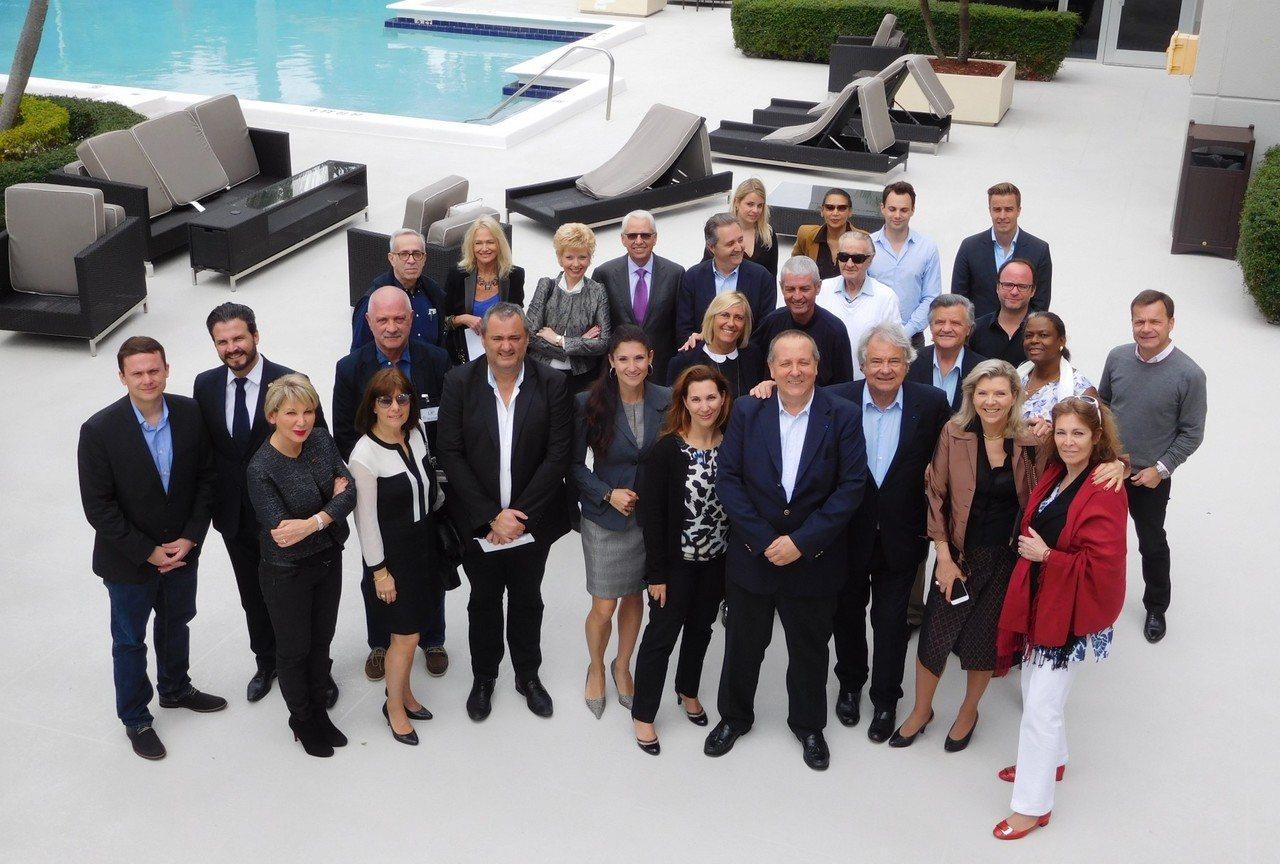 Assemblée Générale 2016 de l'UFE (Union des Français de l'Etranger) Floride à Miami