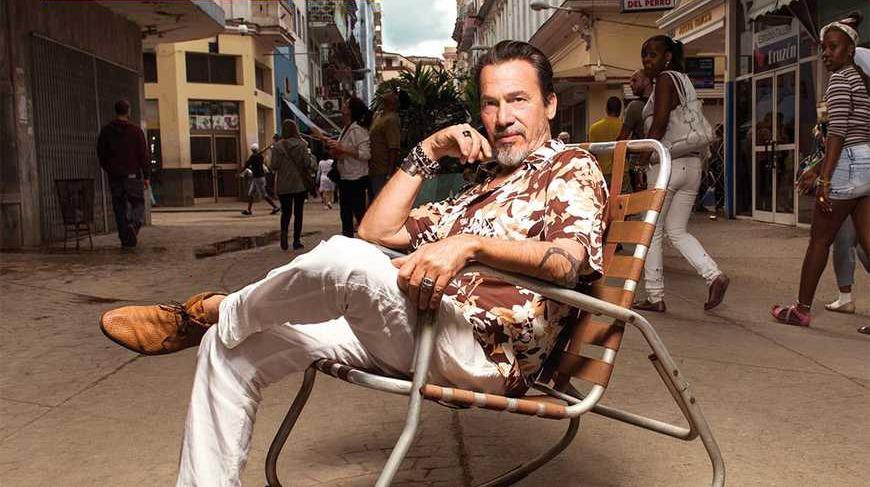Florent Pagny : Habana