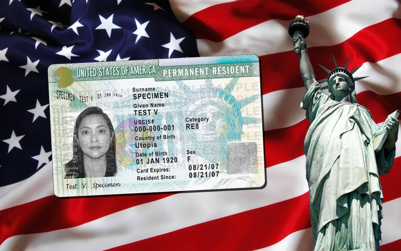 Carte verte américaine : tout savoir sur la Green Card