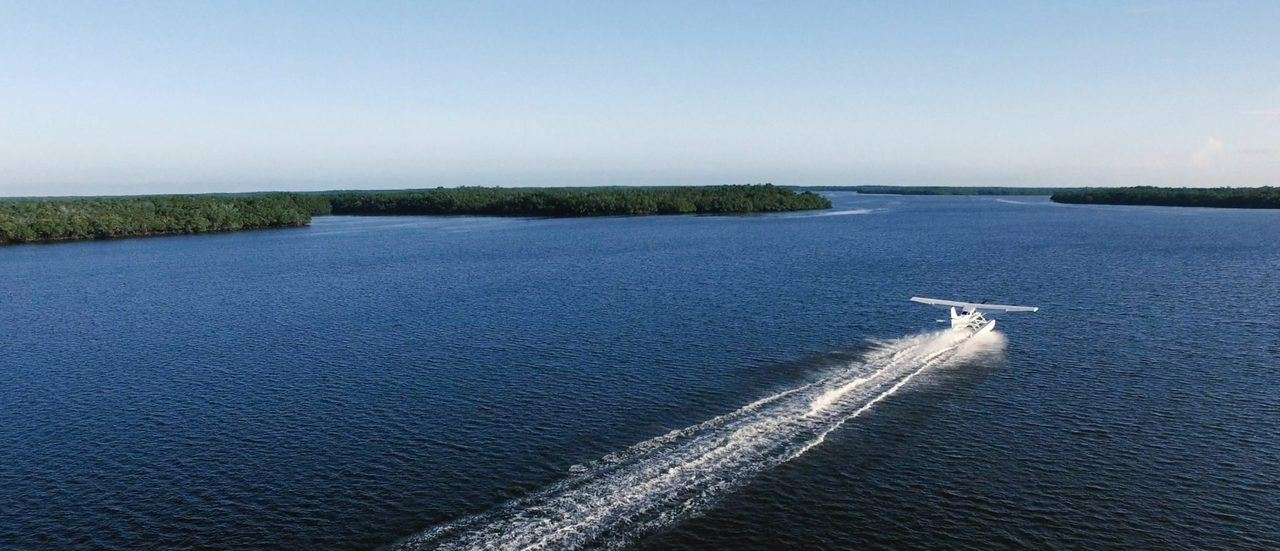 Les 10 000 Islands des Everglades (Floride)