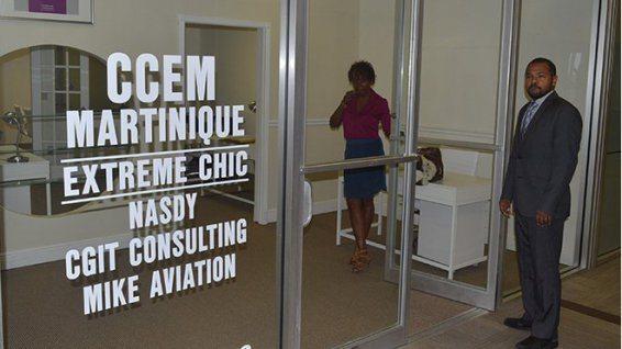 CCEM de la Martinique à Miami