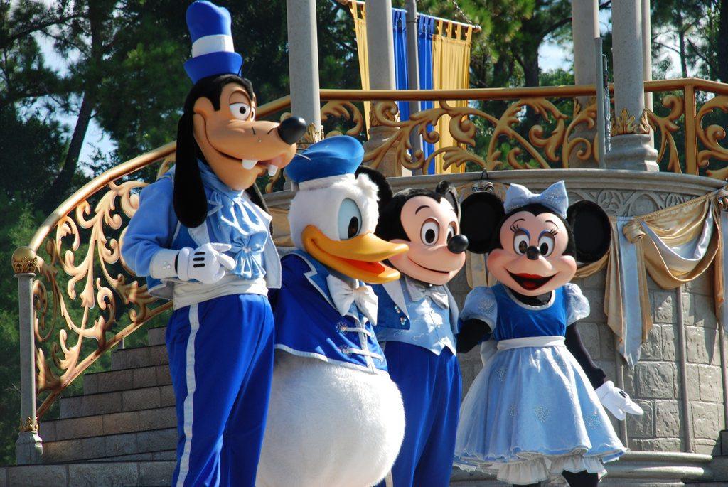 Tuyaux Disney world Orlando