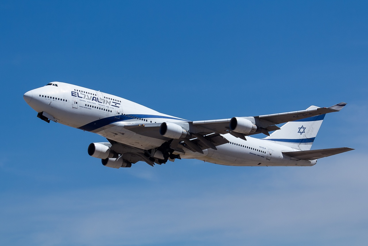 Un Boeing de la compagnie El Al