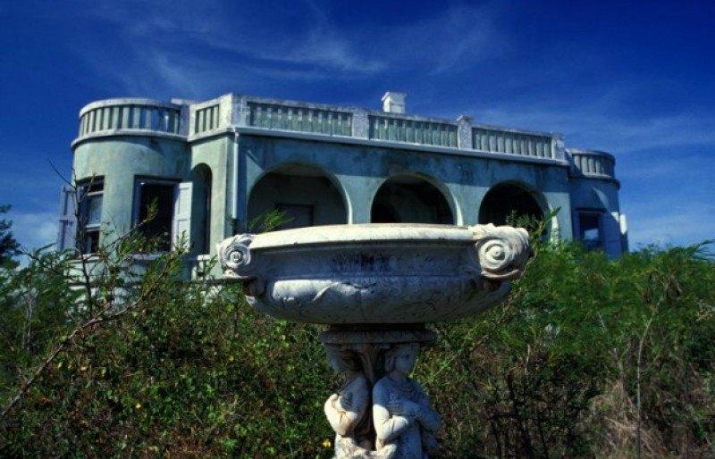 """Chateau """"nazi"""" aux Bahamas"""