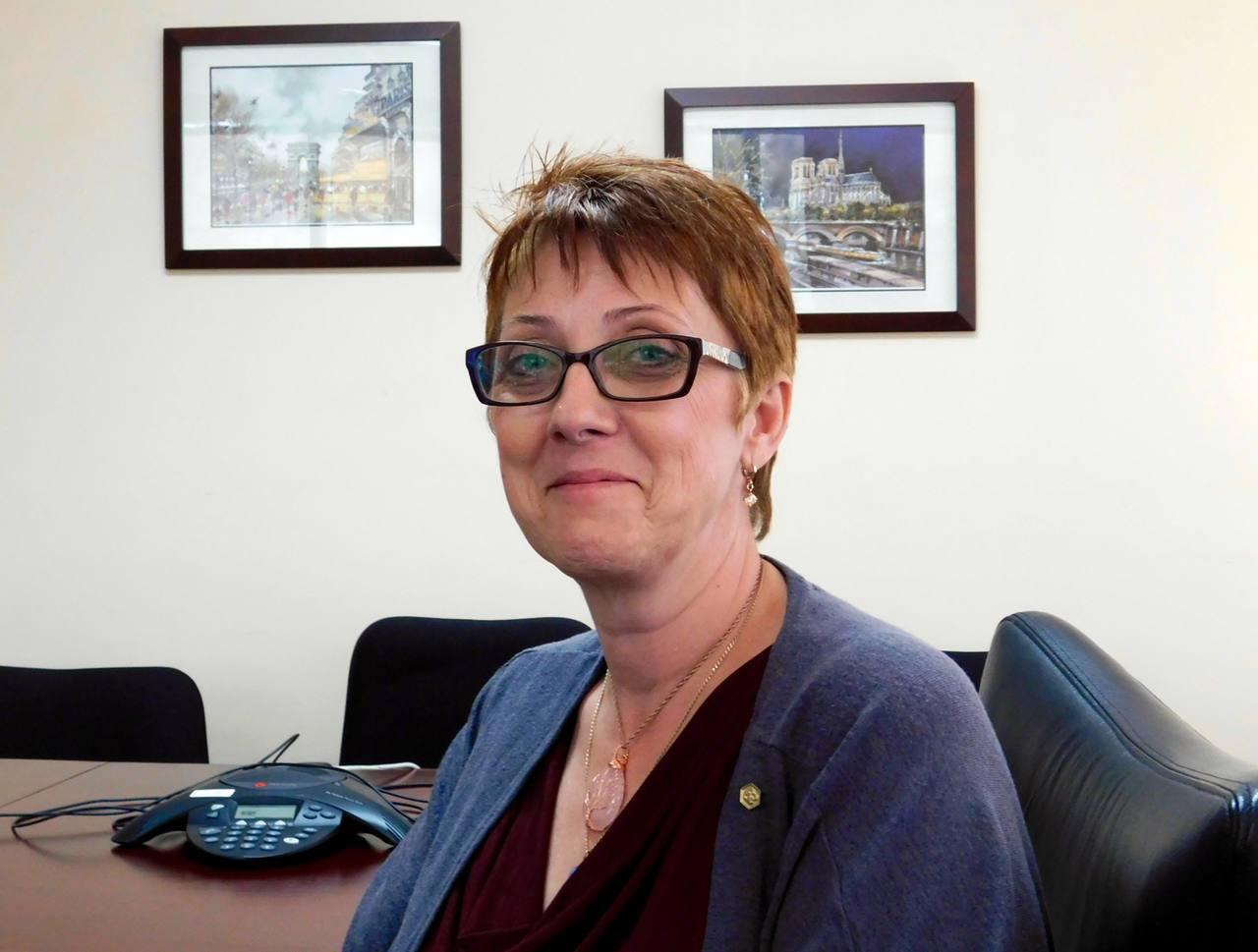 Chantal Dutrisac, directrice des opérations de la Desjardins Bank en Floride
