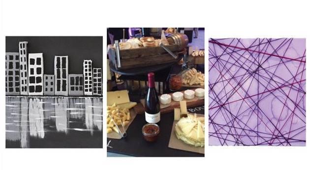 """Les Ecoles franco-américaines de Miami (EFAM) organisent leur traditionnelle soirée """"vin et fromage"""""""