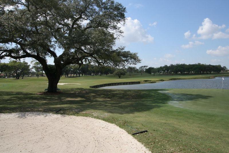 Grand oaks Golf Club Floride