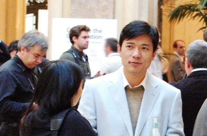 Robin Li, le fondateur de Baidu
