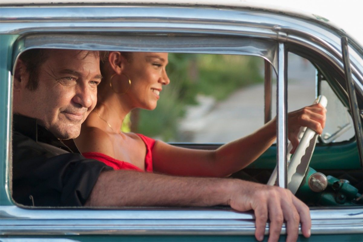 Série Four Seasons in Havana sur Netflix USA