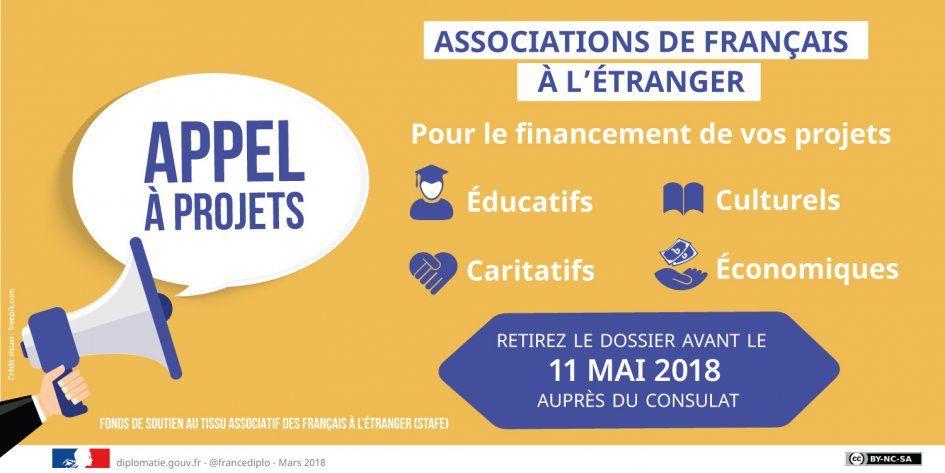 Stafe : dispositif de soutien, d'aide et de subvention aux associations françaises à l'étranger, notamment en Floride et aux USA.