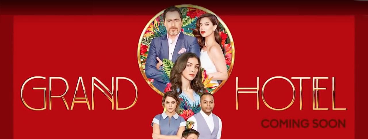 Grand Hotel, la nouvelle série à miami Beach Eva Longoria