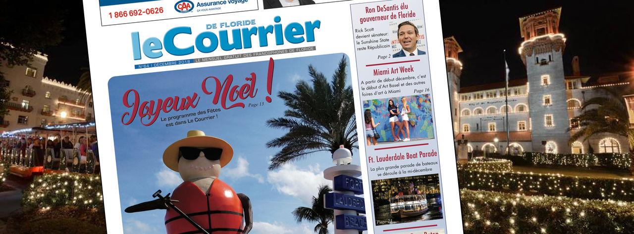 Le Courrier de Floride de décembre 2018