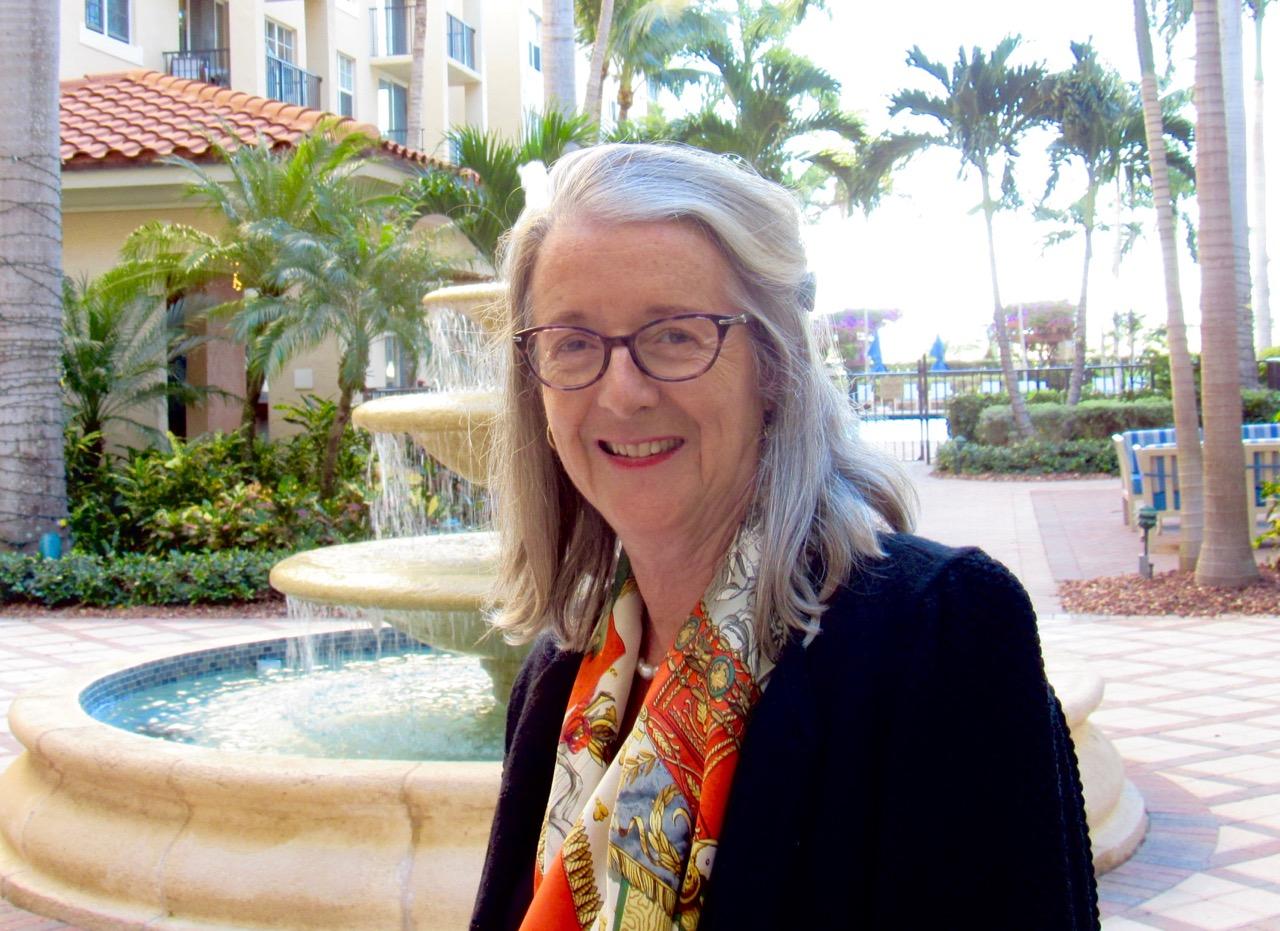 Agent immobilier francophone à Palm Beach et West Palm Beach : Dominique Mauger