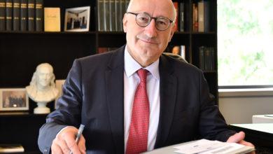 Philippe Etienne, l'ambassadeur de France aux Etats-Unis