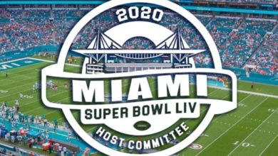 Le Super Bowl à Miami en 2020
