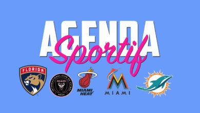 Agenda et calendrier sportif à Miami : Florida Panthers, Miami Heat, Inter Miami CF, Miami Dolphins et Miami Marlins
