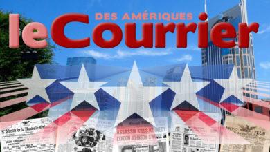 Le Courrier des Amériques : le journal français aux Etats-Unis
