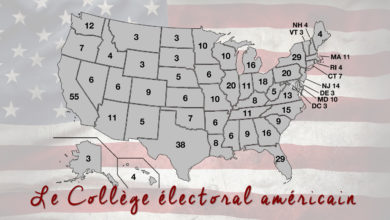 Le collège électoral américain