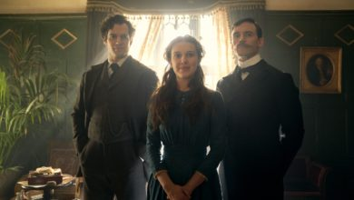 Enola Holmes sur Netflix