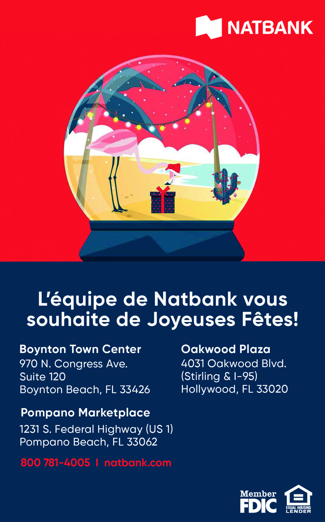Natbank, banque en Floride