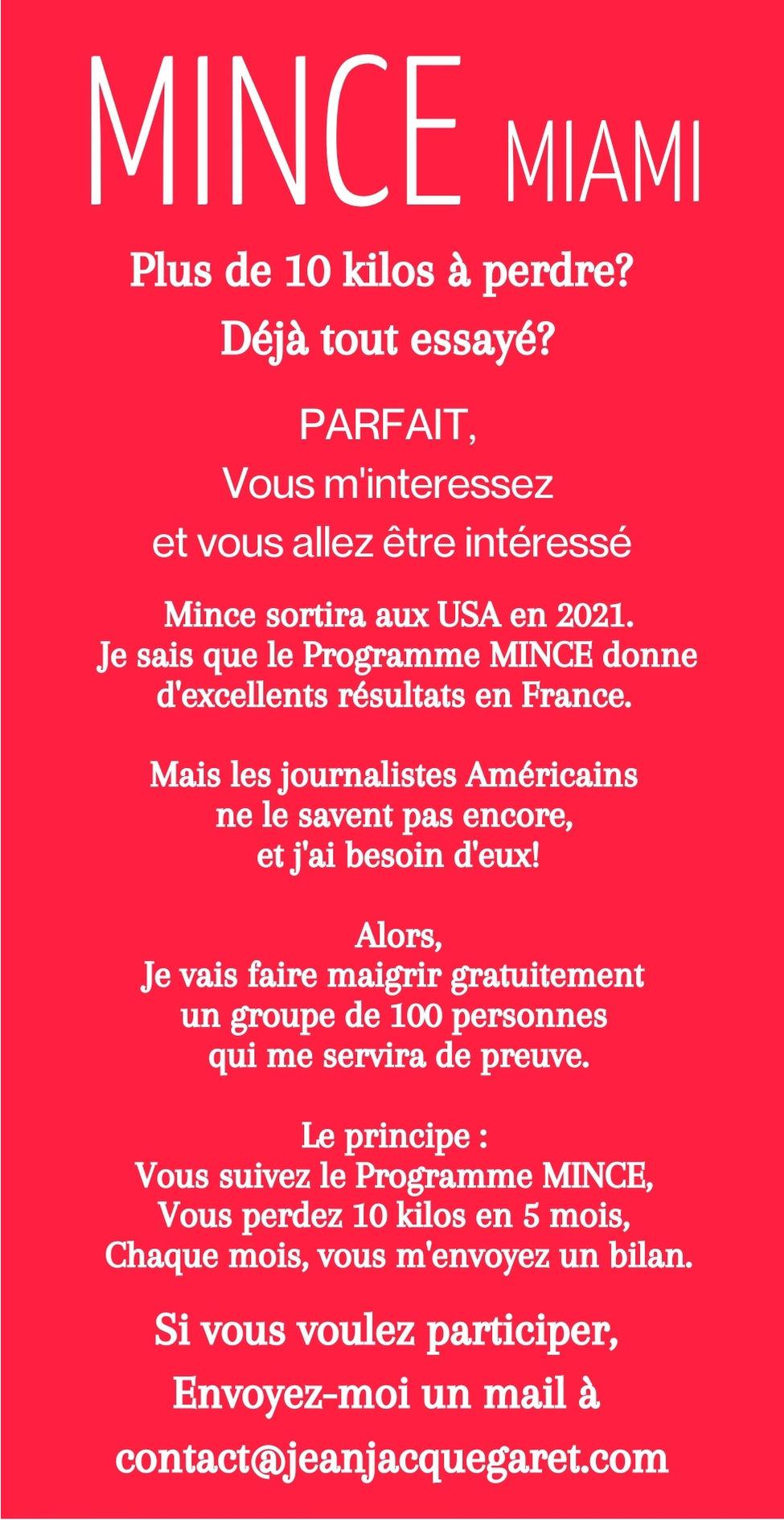 Jean-Jacques Garet : l'hypnose française veut faire perdre du poids à l'Amérique !