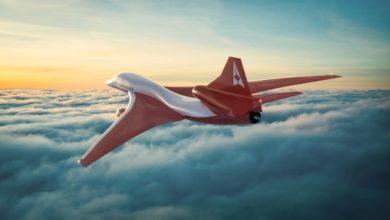 Les avions supersoniques civils sont de retour !
