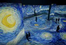 Exposition Beyond Van Gogh à Miami