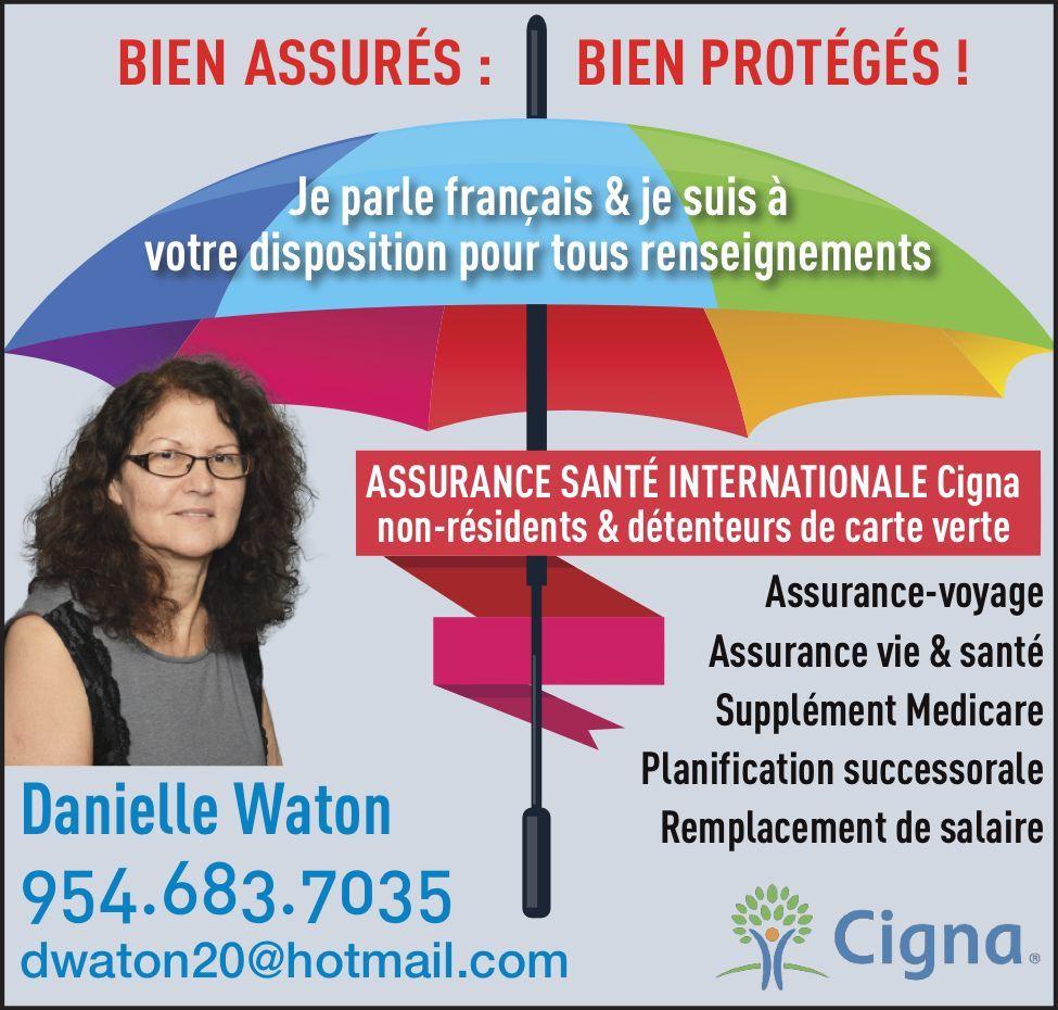 Assurances pour les expatriés aux Etats-Unis : Français, canadiens : votre assureur en Floride et partout aux USA