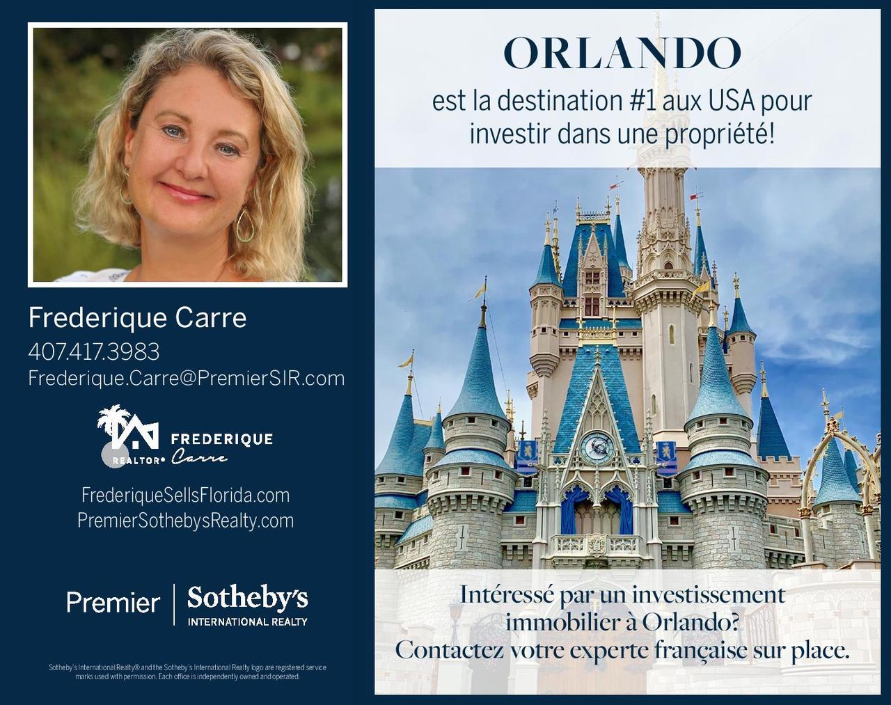 Agent immobilier à Orlando
