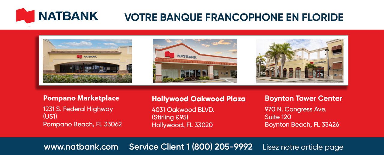 Banque en Floride